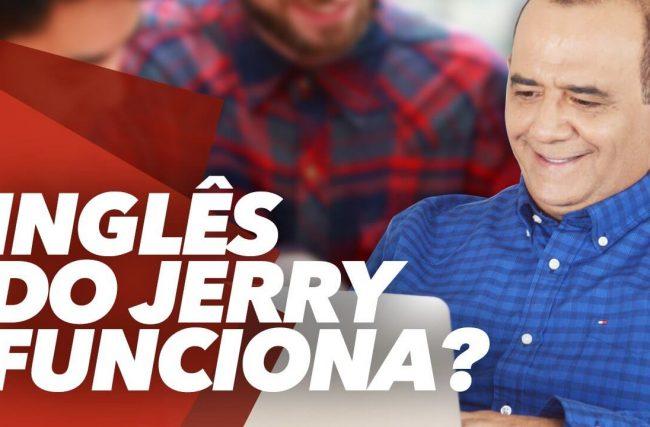 Curso Inglês do Jerry 3.0: Novo Método Ensina a Falar Inglês Fluente em 4 Meses!