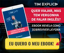 Como Falar Inglês Online Ebook Tim